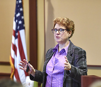 UAB - School of Nursing - News - Impacting dementia care